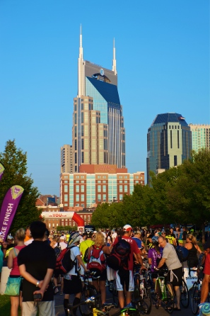 Music City Triathlon 2012